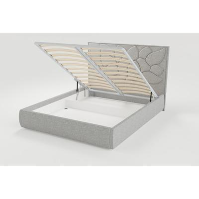 Кровать Лотос с подъемным механизмом (фото, вид 1)