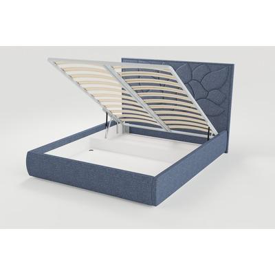 Кровать Лотос с подъемным механизмом (фото, вид 2)